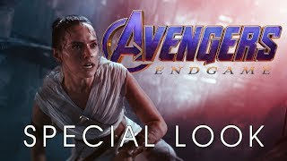 Star Wars: The Rise Of Skywalker | Special Look (Avengers Endgame Style)