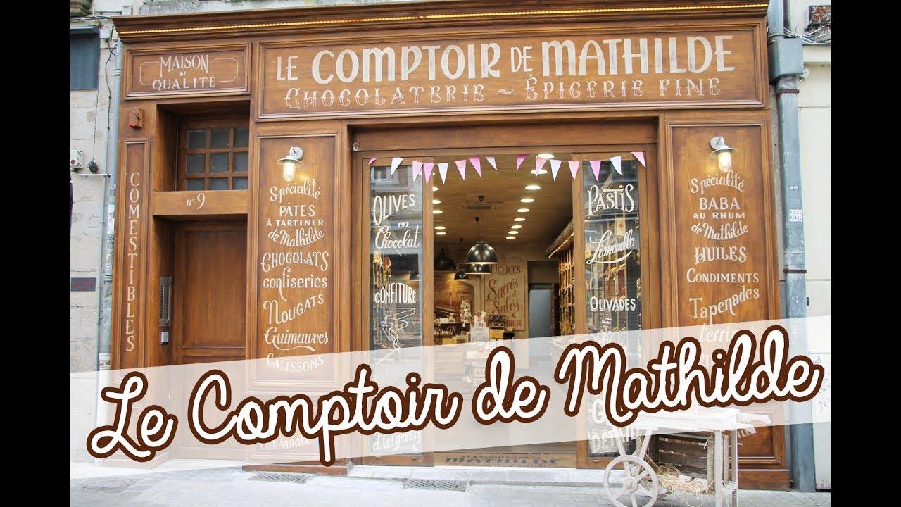 Le comptoir de mathilde nantes youtube - Le comptoir du soin nantes ...