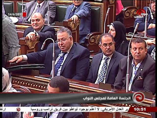 جلسة 2017⁄06⁄14׃ الجلسة العامة لمجلس النواب
