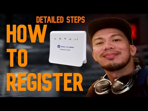 How to Register Globe at Home Prepaid Wifi (Detailed Steps 2018)