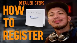 Here are the steps on how to register globe at home WiFi: 1. Connec...