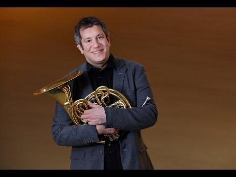 Stefan Dohr: R. Strauss' Horn Concerto No. 1