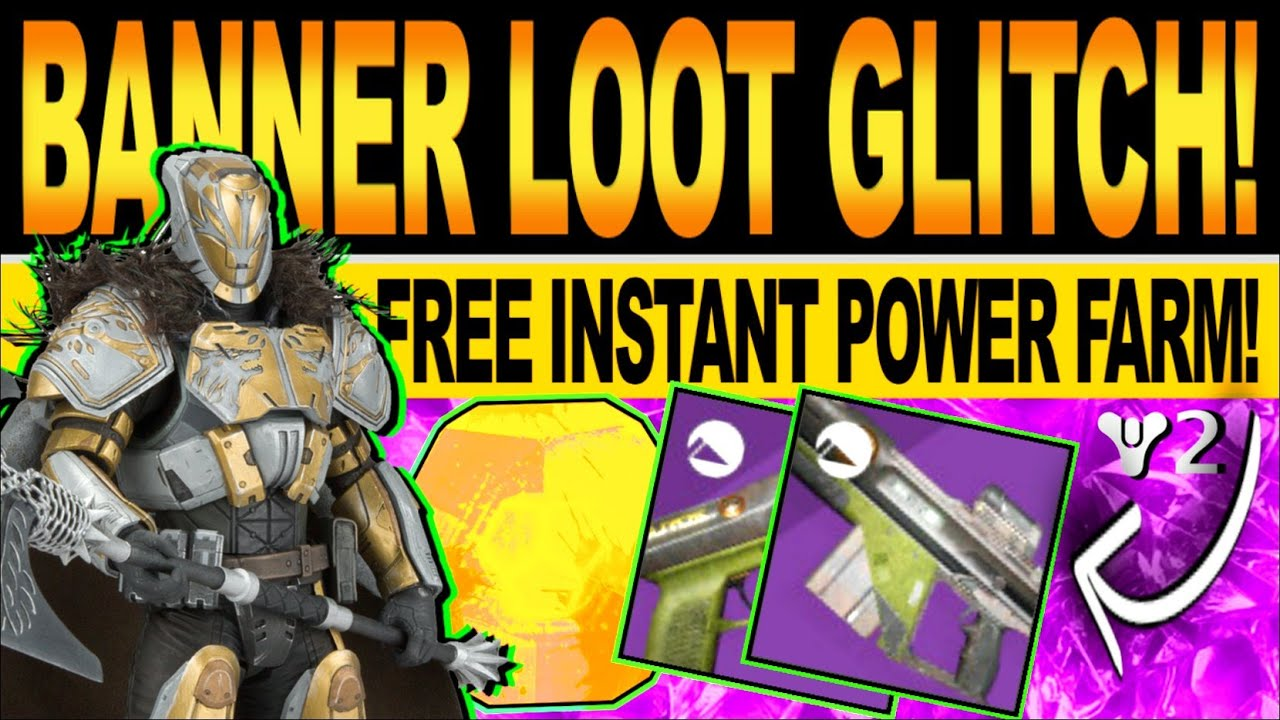 Destiny 2 | IRON BANNER LOOT GLITCH! How To Get INSTANT POWER, New GOD ROLL Farm! Season of Arrivals