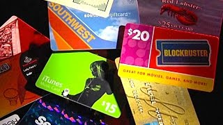 The 3 Best Gift Card Exchange Options