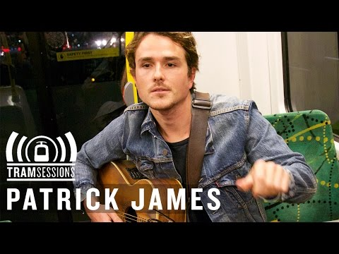 Patrick James - California Song | Tram Sessions