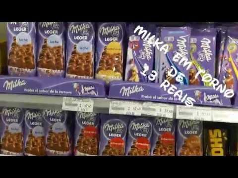 Supermercado em Buenos Aires, Quanto Custa - kanandamv