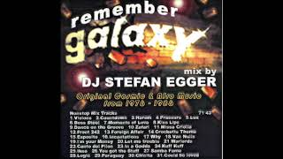 Dj Stefan Egger - Remember Galaxy Vol. 1