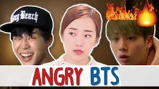 Baixar Reacting to BTS Angry and Annoyed Moments // BTS Comeback Special!