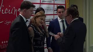 """""""MEDICINA SIGLO XXI 2018""""   Premios. Cóctel de bienvenida para galardonados e invitados"""