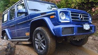 2017 Mercedes G-Class--THE ULTIMATE OFF ROADER