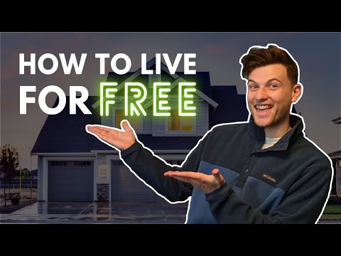 How To Not Pay Rent And Live For Free   Financial Freedom   Real Estate Investing