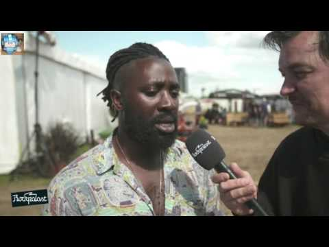 Bloc Party  - Interview @ Highfield Festival | 19.08.2016