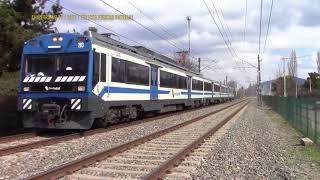 Mix de trenes por Mostazal