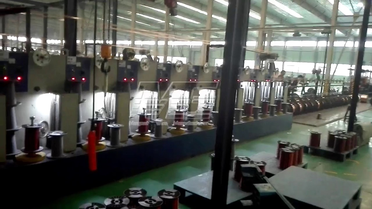 MG Copper Winding Wire Made In China - YouTube