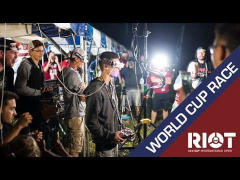 MultiGP Rotor Riot International World Cup Drone Race - Part 3 Vlog