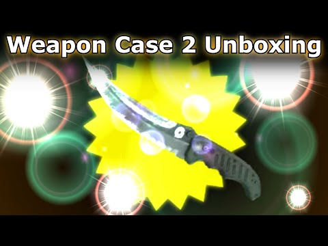 CS:GO - Weapon Case 2 Unboxing