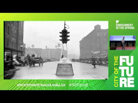 SEP Keynote Lecture: Senseable Cities By Professor Carlo Ratti