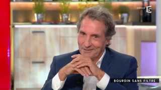 Jean Jacques Bourdin, sans filtre - c à vous - 08/09/2015