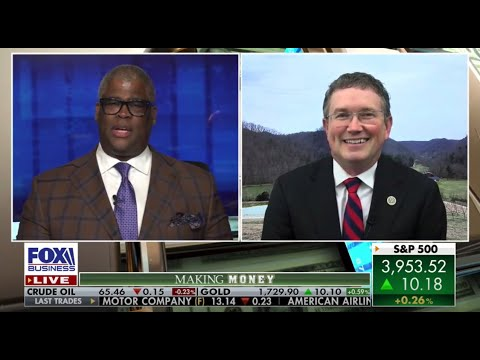 Congressman Massie Interview with Charles Payne on Fox Business, 3/15/21
