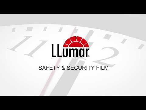 LLumar School Safety and Security Film - Every Second Counts