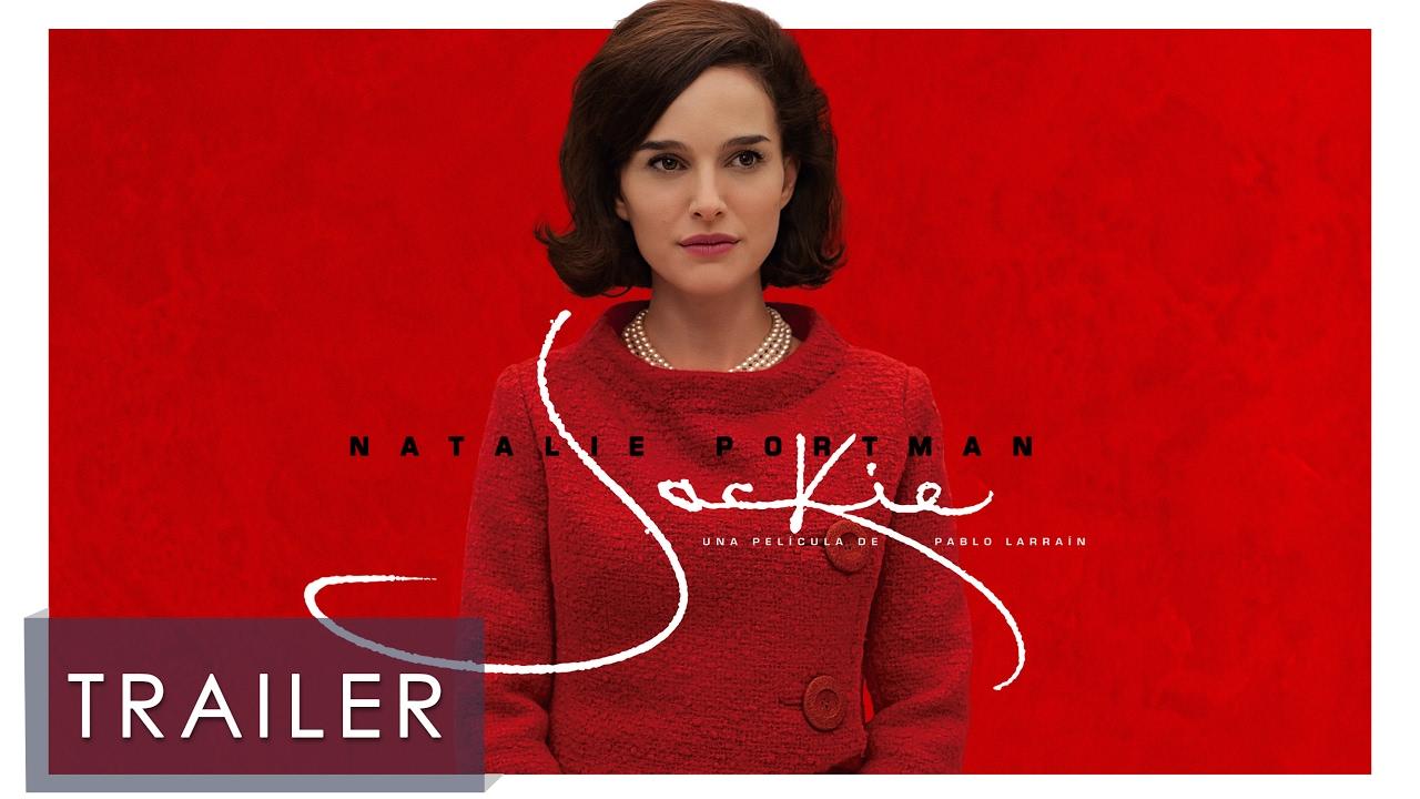 Jackie - Trailer Oficial (Subtitulado)