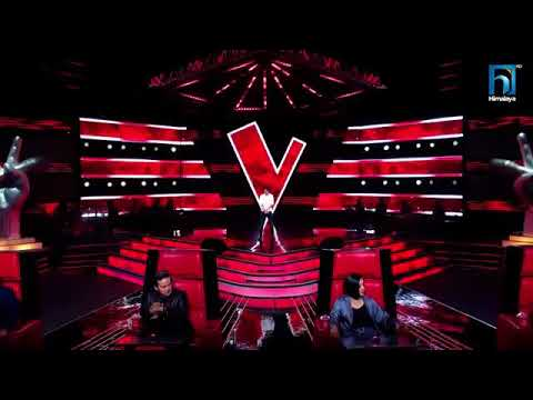Dubna Deu Malai (Anil Singh ) By Amit Rai In The Voice Of Nepal 2