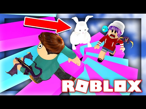 ESCAPE THE EASTER BUNNY OBBY | Roblox