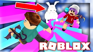 ESCAPE THE EASTER BUNNY OBBY | Roblox w/ RadioJH Games!