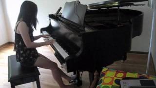 bubble pop hyuna piano cover 현아 버블검 피아노 발라드