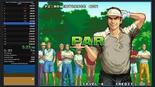 [UD7]Neo Turf Masters - Big Tournament Golf Japan PB 14min59