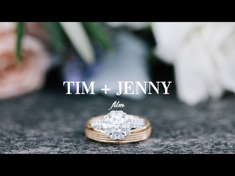 TIM + JENNY WEDDING VIDEO AT THE ART INSTITUTE OF CHICAGO