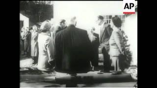 Royal Visit to Lancashire - 1951
