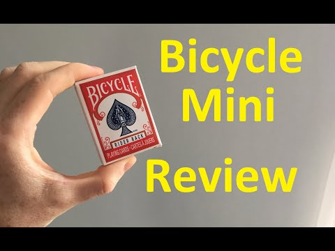 Bicycle Mini // review in romana from YouTube · Duration:  3 minutes 17 seconds