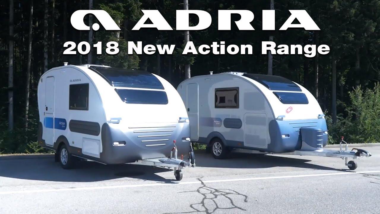 2018 Adria Action Range Product video