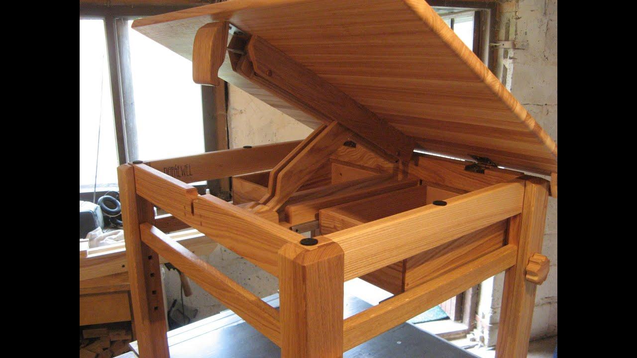 Jak zbudować regulowany stolik dla dzieci #3/3