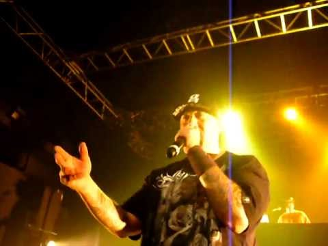 B-Real (from Cypress Hill) Lick A Shot - live in Lyon, France @Le Transbordeur