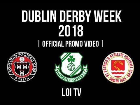 DUBLIN DERBY WEEK |Official Promo Video|