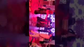 Lady sangeet cpuple dance