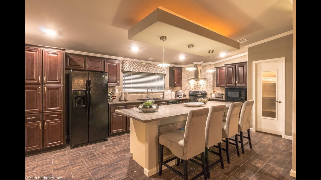 Triple Wide Mobile Homes in Texas - Palm Harbor Homes TX