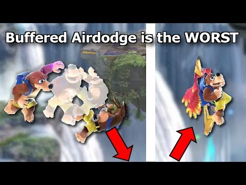 Who Can Survive A Buffered Airdodge At Ledge? - Super Smash Bros. Ultimate