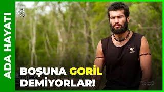 Emre Goril Lakabıyla İlgili Konuştu - Survivor 81. Bölüm