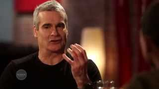 """One of the most propellant forces in my life today."" Henry Rollins talks weight lifing"