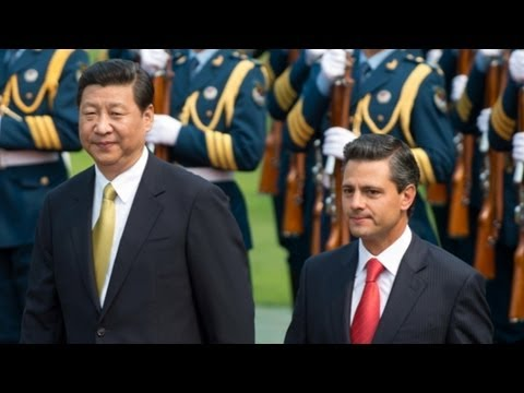 Mexico's Reset with China