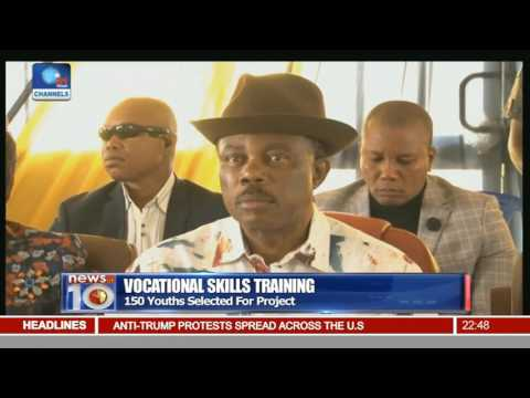 Vocational Skills Training: Anambra State Govt. Launches Programme