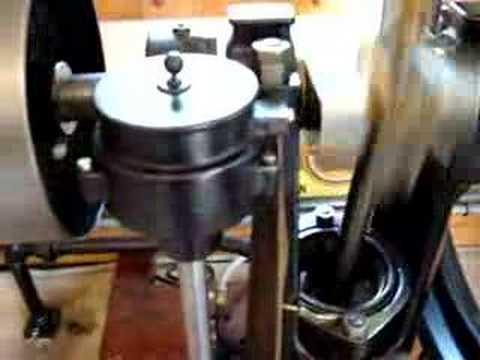 Crossley Inverted Slide Valve shown at Coolspring 2008