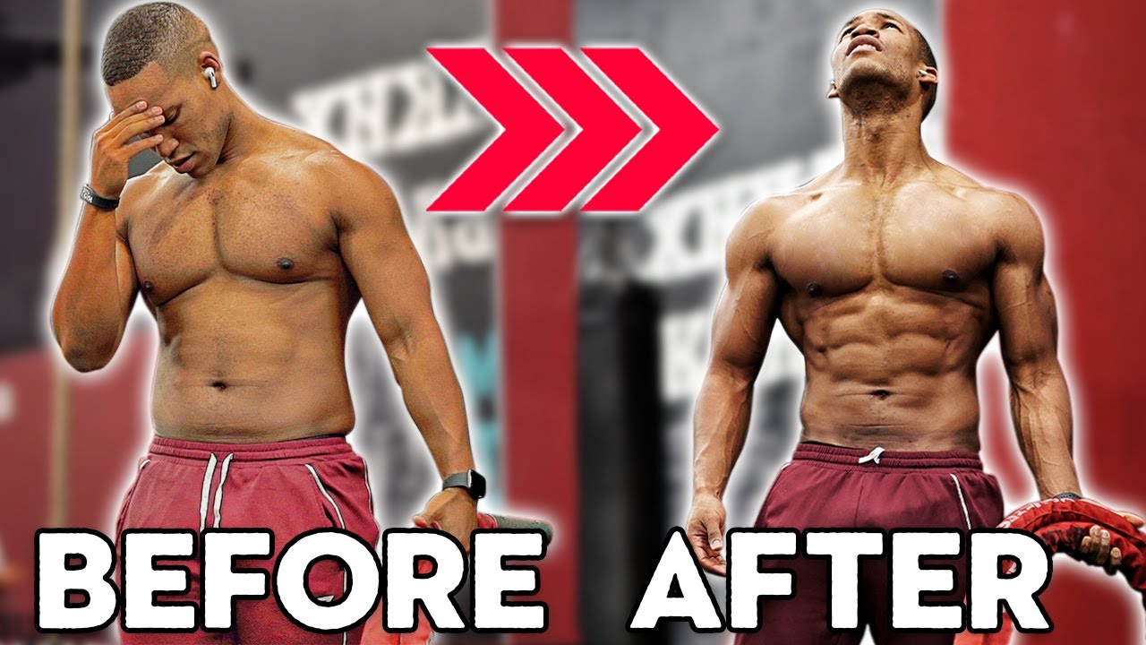 HOW TO HIIT CARDIO TO GET 10% BODY FAT FAST