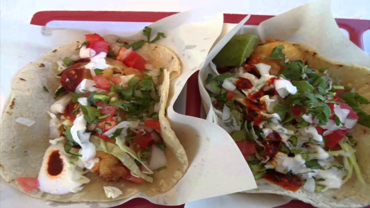 K 38 fish shrimp tacos best fish tacos in rosarito for Best fish to use for fish tacos