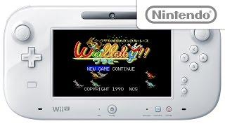PCエンジン(Wii Uバーチャルコンソール) うさぎの国のカンガルーレース ...