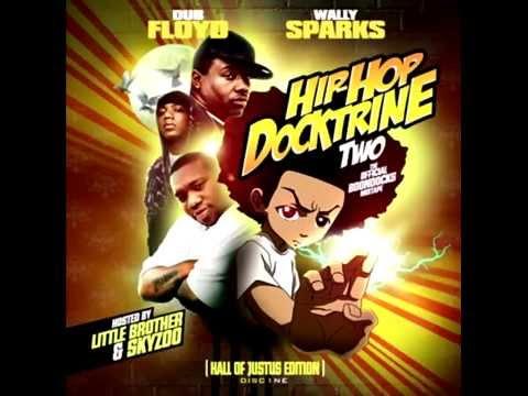 The Boondocks - Hip-Hop Docktrine 2 [Hall Of Justus Edition] [FULL ALBUM]