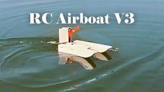 RC Airboat  V3